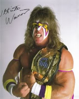 The Ultimate Warrior, WWE, WWF, shock confession, wrestling