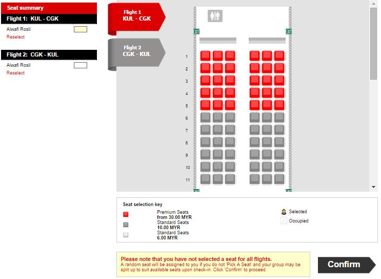 Tips Amp Cara Membeli Tiket Airasia Secara Online Teroka