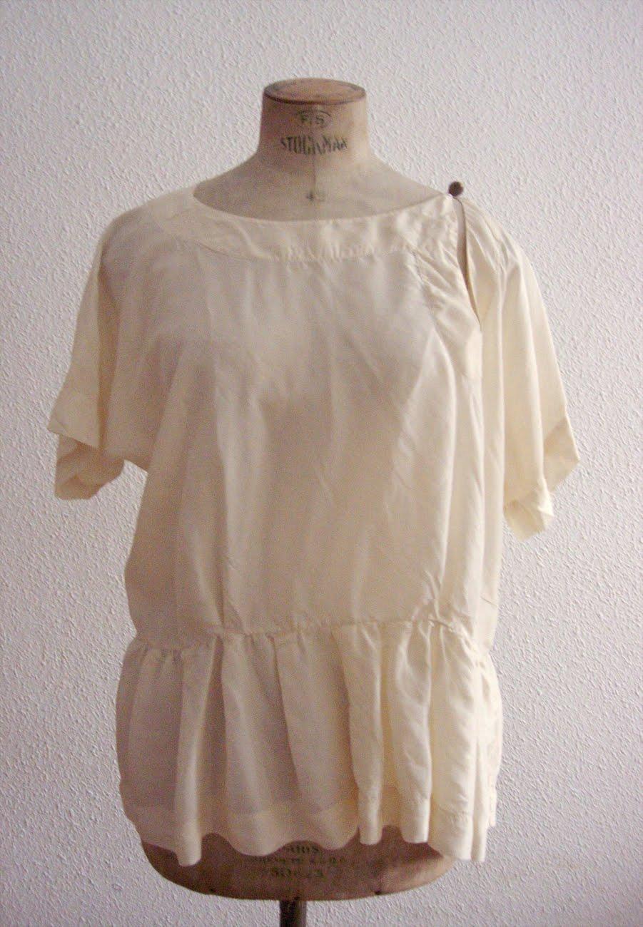 community closet sale isabel marant silk blouse sold. Black Bedroom Furniture Sets. Home Design Ideas