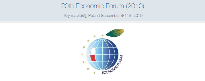 20th Economic Forum Poland  (2010)