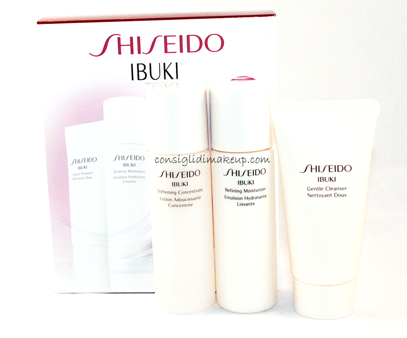 Review: Kit Ibuki, Nuovo Respiro - Shiseido