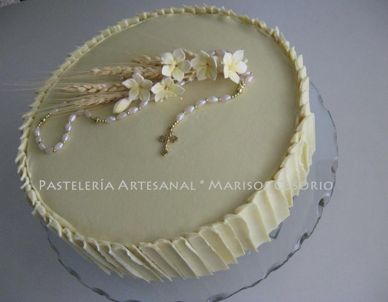 Pastelería Artesanal / Marisol Ossorio: Tortas Decoradas