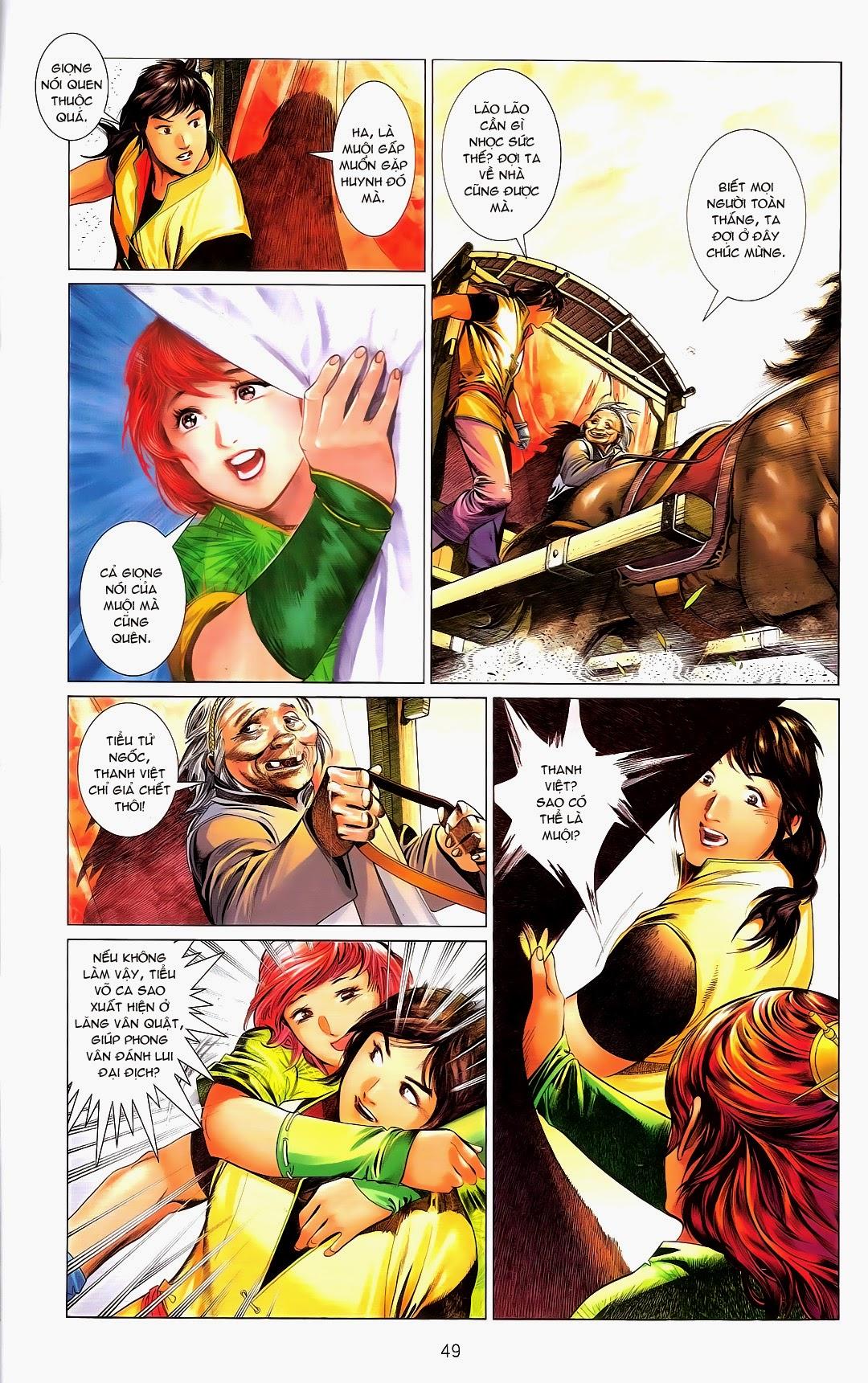Phong Vân chap 670 Trang 48 - Mangak.info