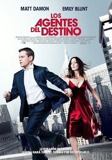 Agentes del Destino (Destino Oculto) (The Adjustment Bureau)