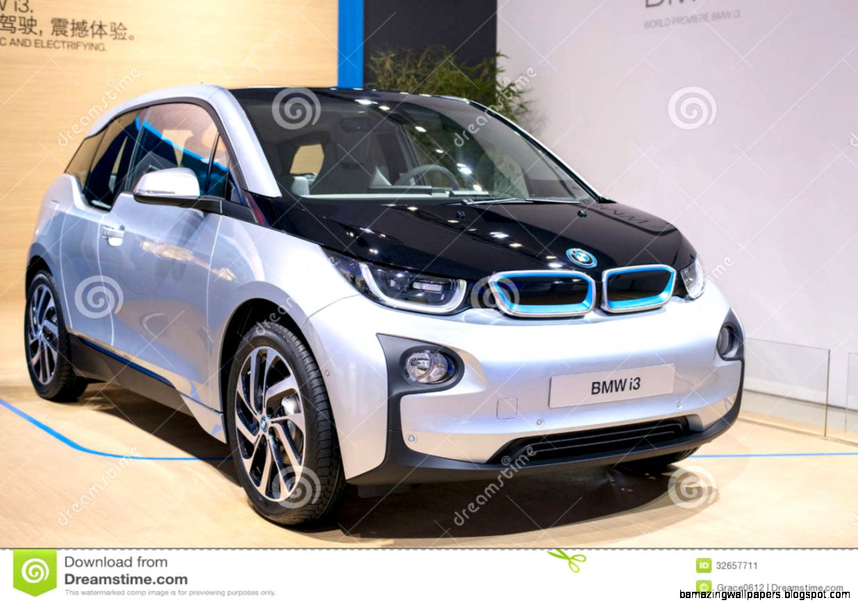 The BMW I3 Electric Car Editorial Photo   Image 32657711