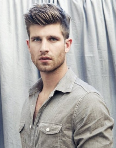 Best hairstyles for oval faces 2013: 2013 hairstyles for men with oval ...