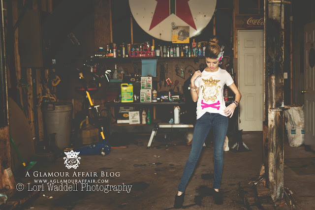 A Glamour Affair Best Fitting Glamorous T shirts with Caitlyn Henderson & Lori Waddell Photography