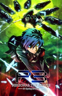 Persona 3 The Movie: #1 Spring of Birth Subtitle Indonesia