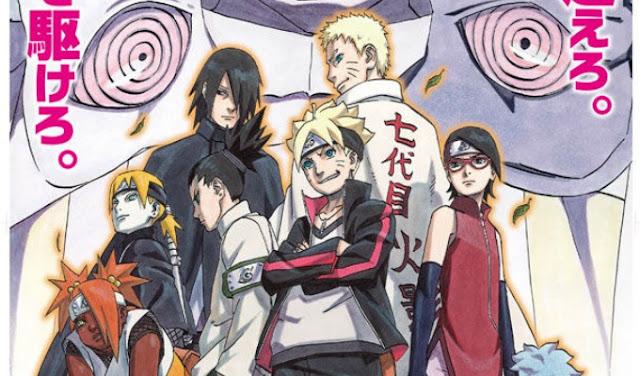Boruto: Naruto the Movie Full Trailer Released