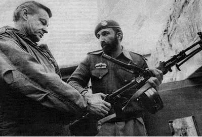 Osama Bin Laden - Alias Tim Osman