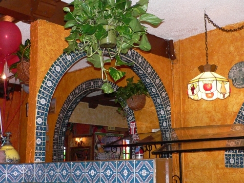 Traditional mexican interior design house and home for Mexican home decorations