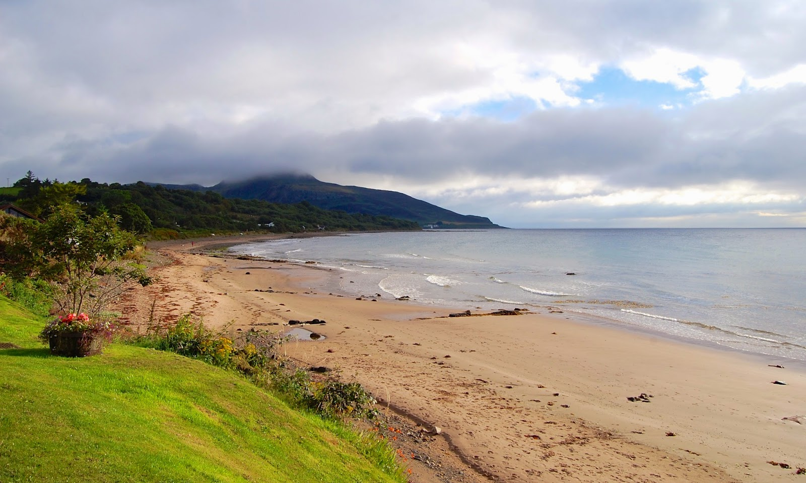 Whiting Bay beach