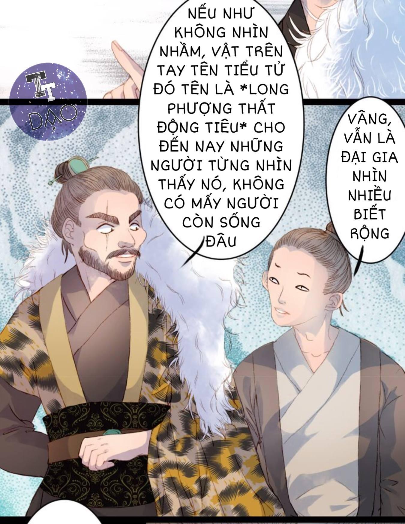 Khúc Hữu Ngộ Chap 5 - Next Chap 6