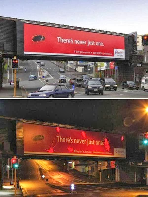Creative Ads (34 Pics), funny ads, clever ads