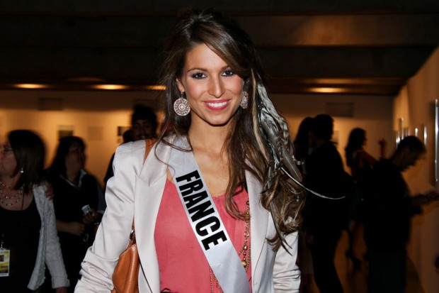 Miss Universe 2011 - Contestants - Museum Tour-19