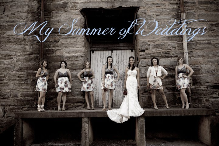 My Summer Of Weddings