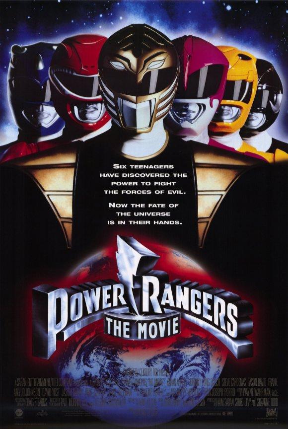 mighty morphin power rangers the movie 1995 mediafire