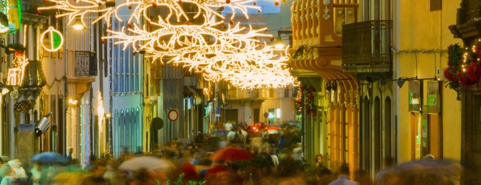 Casas rurales la malvas a navidad en las calles christmas at streets - Casa rural navidad ...