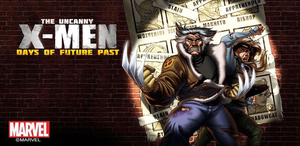 Uncanny X-Men: Days of Future Past v1.0 APK