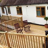 Ty Nain, holiday cottage
