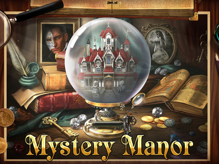 Mystery Manor: Hidden Adventure HD App iTunes App By Game Insight, LLC - FreeApps.ws
