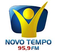 quero ouvir a Rádio Novo Tempo FM 95,9 ao vivo e online Vitória-ES