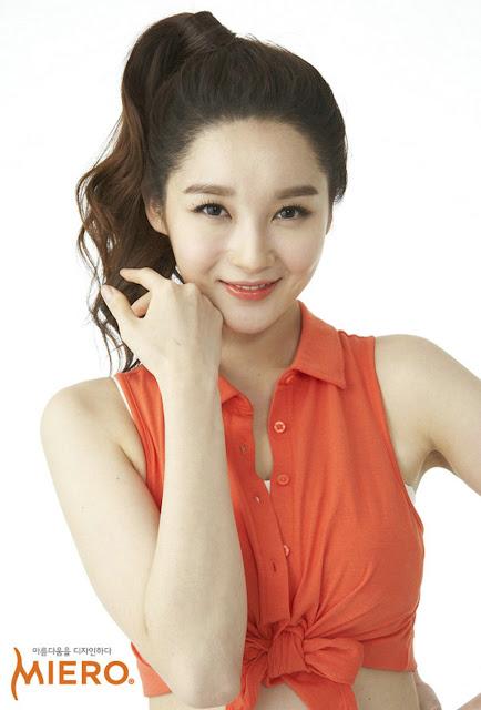 Rahasia Kulit Cantik ala Artis Korea Kang Min Kyung