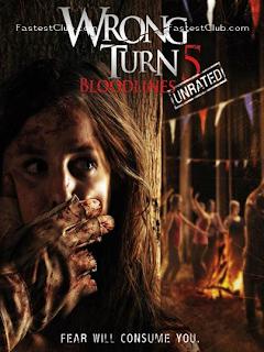 Wrong Turn 5 Bloodlines หวีดเขมือบคน 5 HD