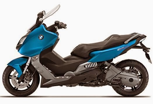 Motor BMW C 600 Sport