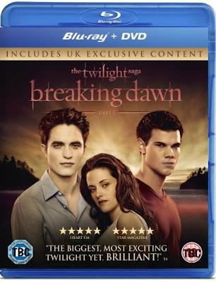 Twilight Saga: Breaking Dawn Part 1 (2011) 720p BRRip 700MB mkv Dual Audio (RESUBIDA)