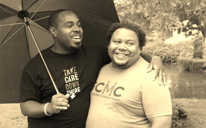 Check out William and Malcolm's Love Story now! Click the Blog!