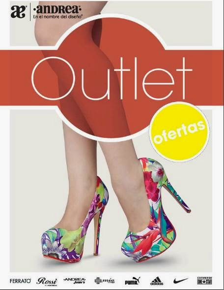 catalogo andrea outlet sep. 2014