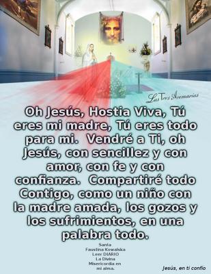 jesus, Hostia viva