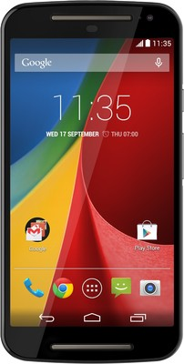 Flat 10% off on Moto G 2nd gen Phones