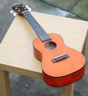SUS brand ukulele prize for N'Ukefest