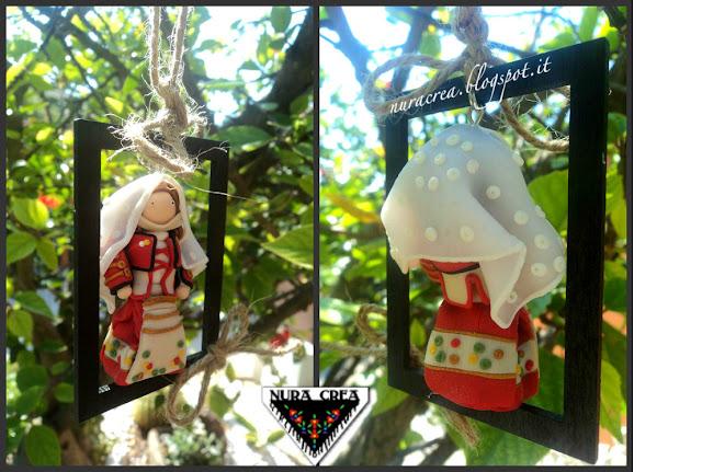 nura crea abito tradizionale macomer