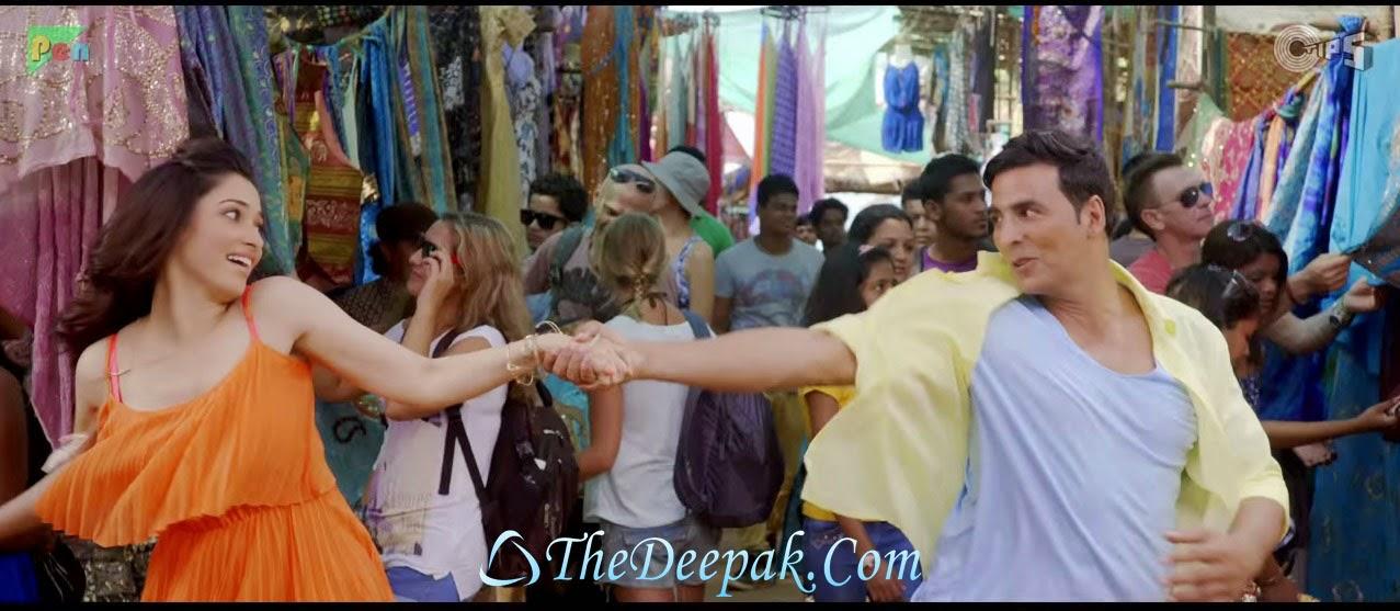 Atif Aslam - Tera Naam Doon - It's Entertainment - Akshay Kumar, Tamannaah Bhatia