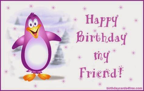 Happy Birthday Wishes For Dear Friend