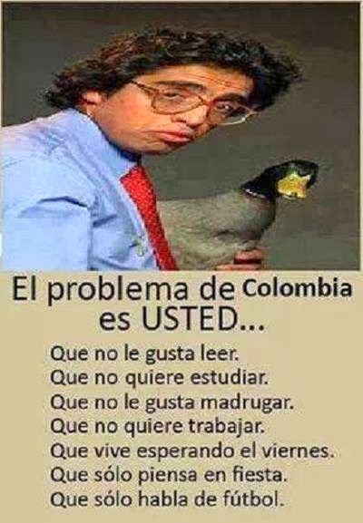 usted colombiano