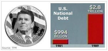 How about a $1 Trillion Platinum Ronald Reagan coin, AKA the Ronny?