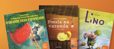 IMAGEM: Livros do Itaú para as crianças - Arruma Blog