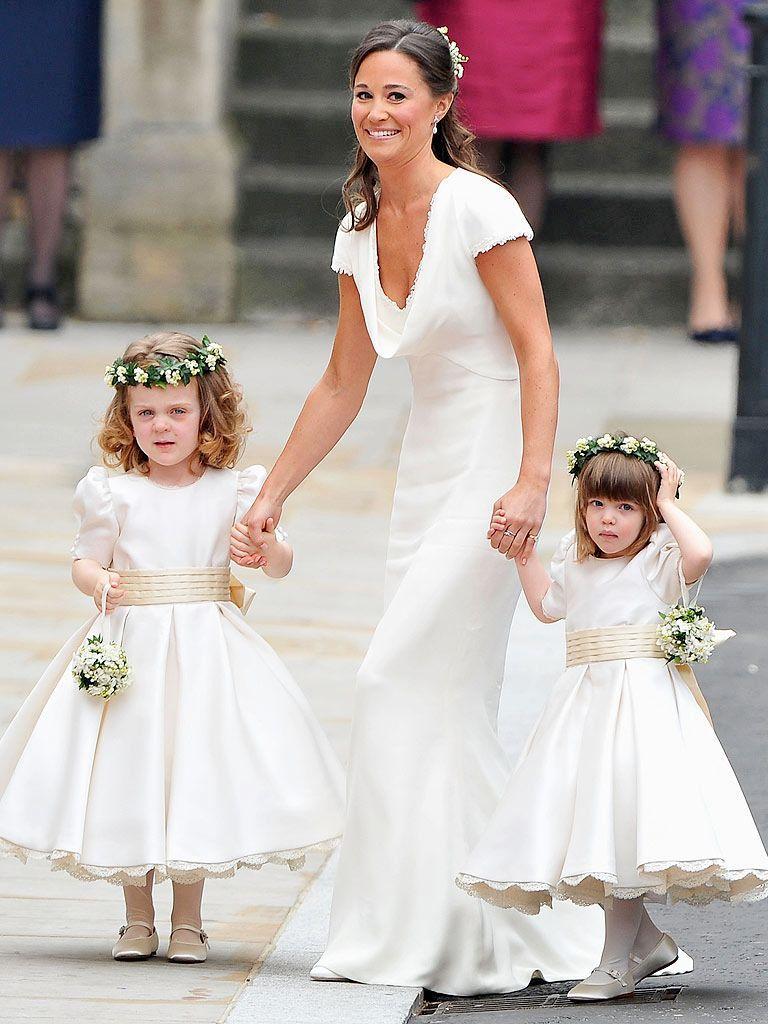 Пиппа миддлтон платье на свадьбе