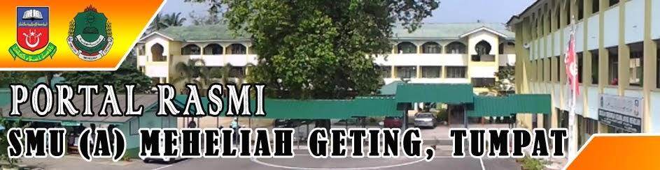 PORTAL RASMI SMU (A) MEHELIAH GETING