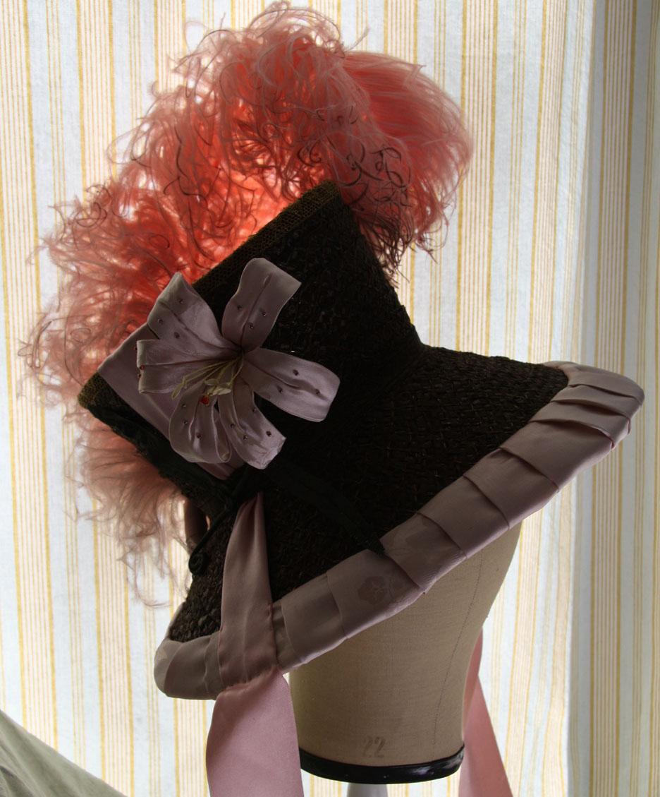 Regency: Duchess Trading: Photos Of Regency Bonnets