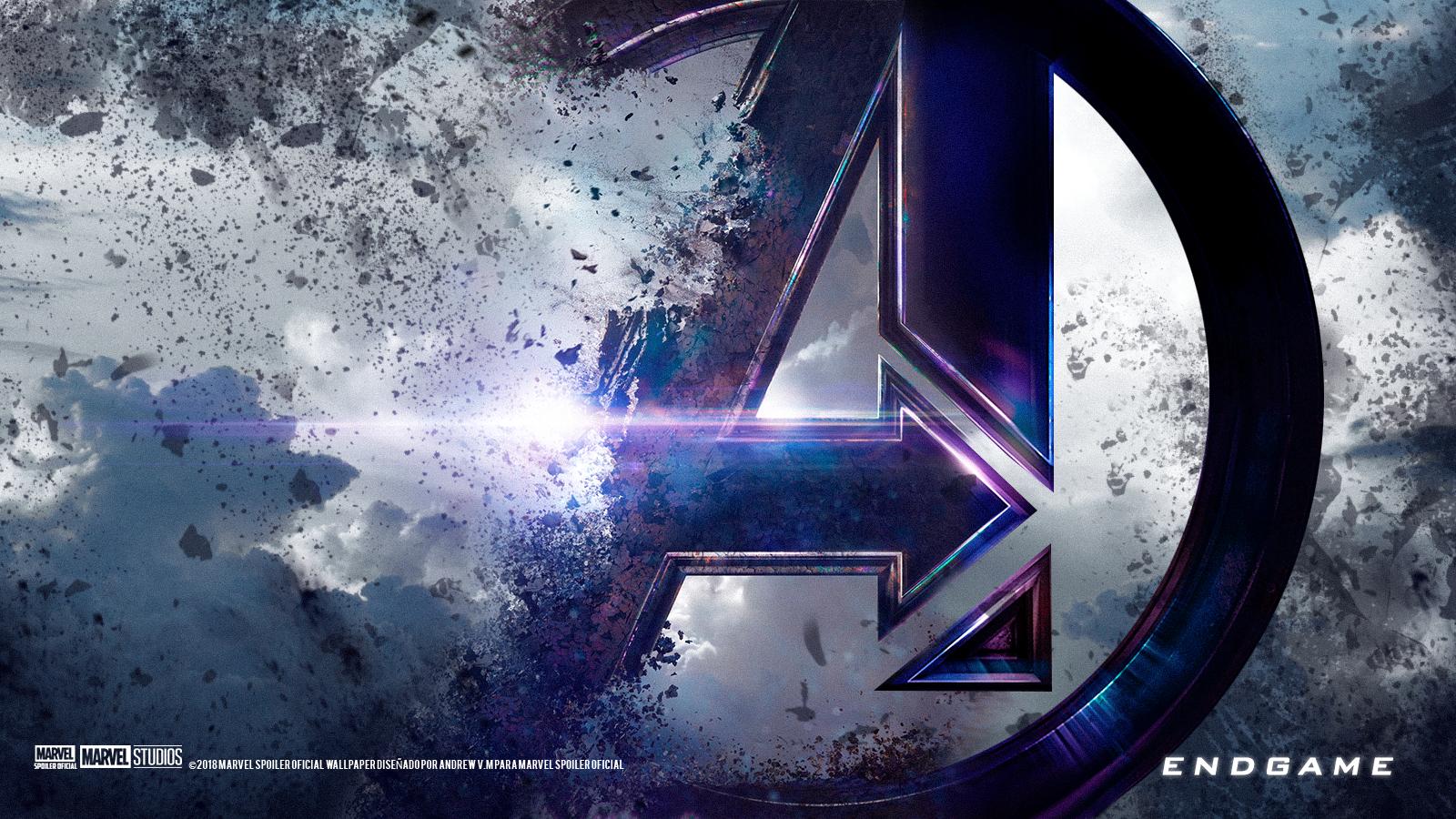 Marvel spoiler oficial - Avengers a logo 4k ...