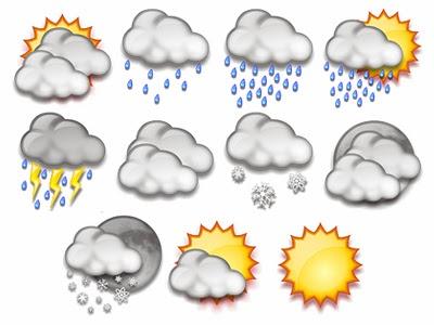 درجات الحرارة المتوقعة وحالة الطقس في محافظات مصر يوم الأحد 16/2/2014