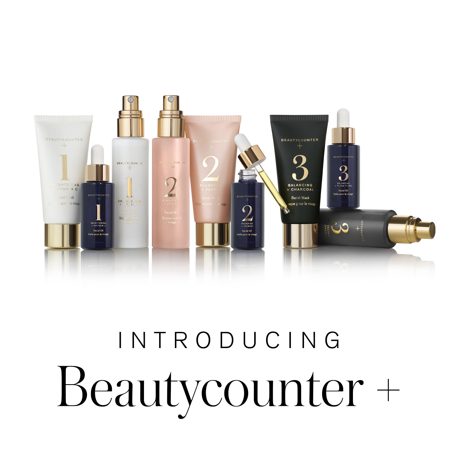 Chic, safe, effective. Beautycounter.