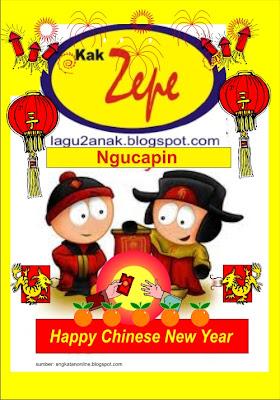 Selamat Tahun Baru Imlek 2012 - By Kak Zepe