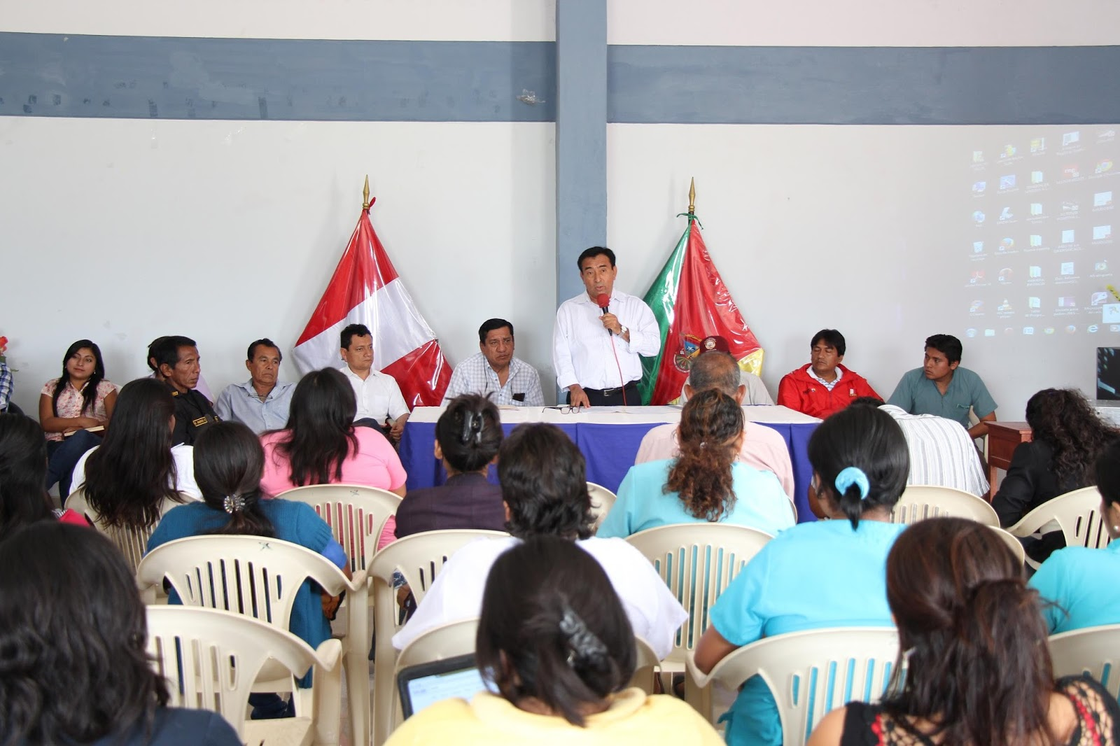 Municipalidad distrital de la matanza convoca a for Municipalidad la matanza