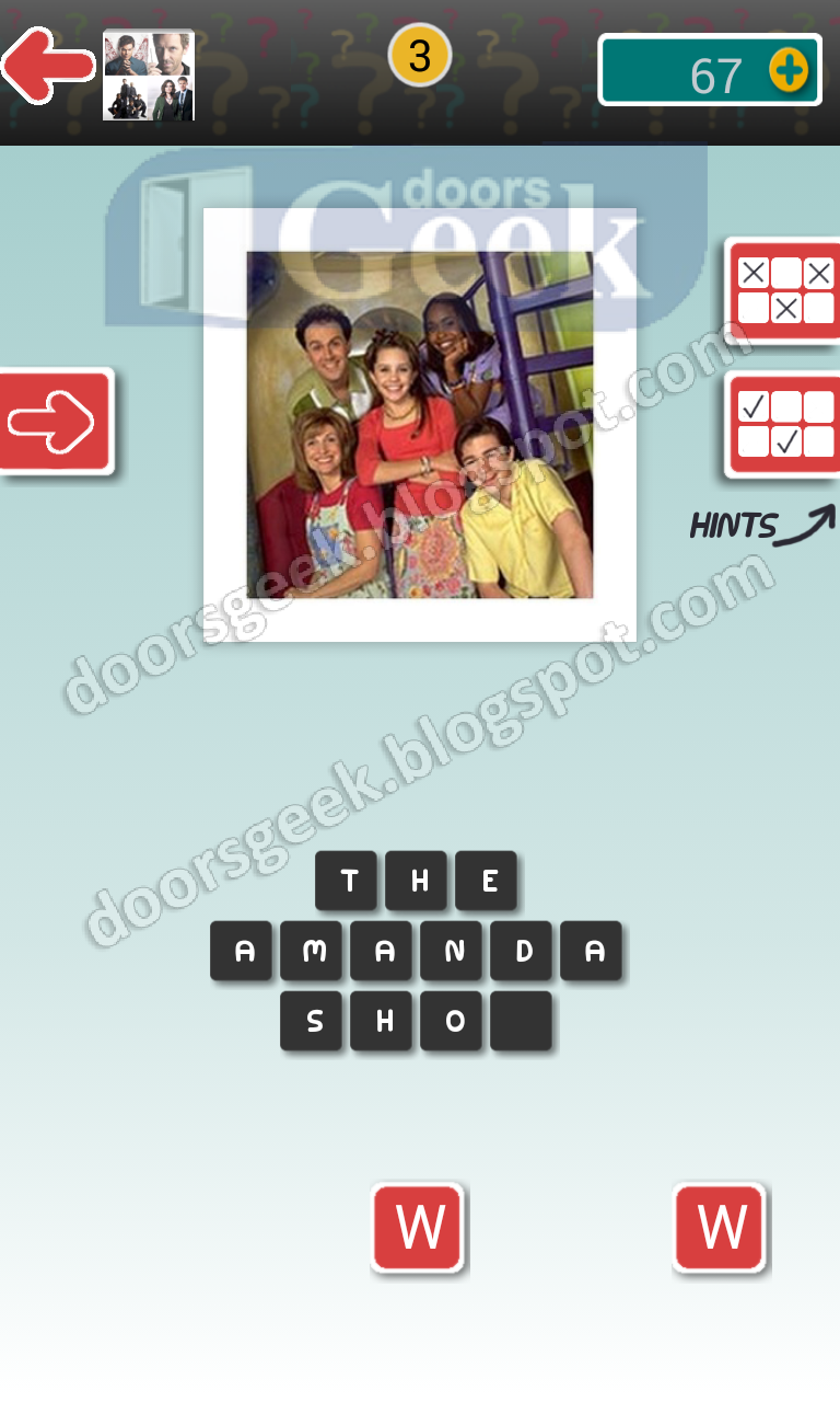 Guess The 90s Level 31 Guess the tv show  level 31-3 Guess The 90s Level 31